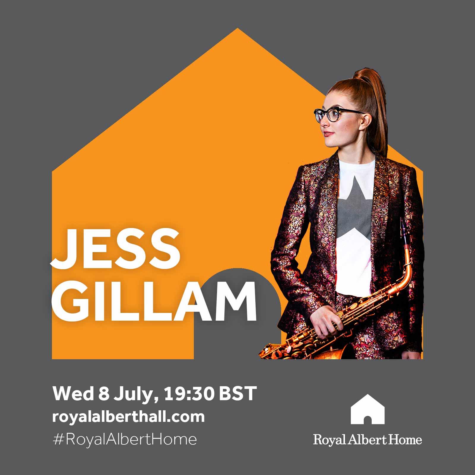 Jess plays Royal Albert Home series