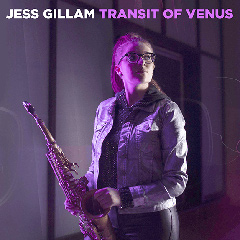 Jess Gillam Transit of Venus single