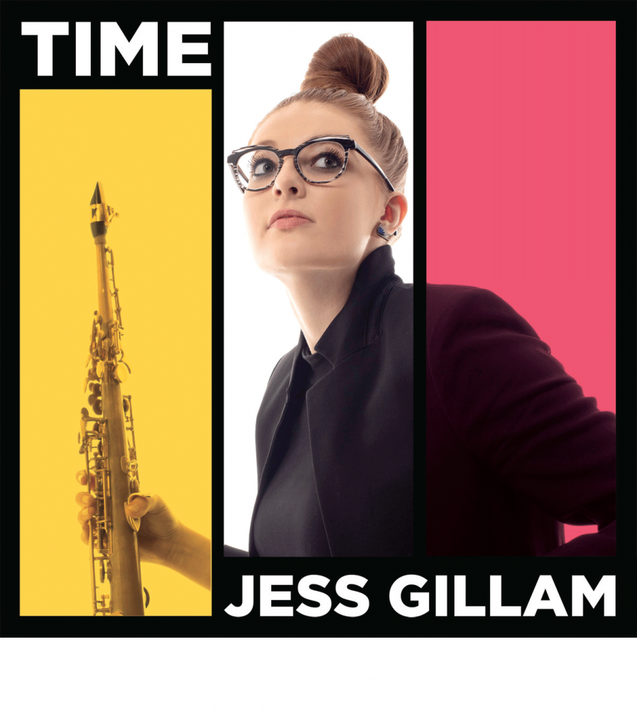 Jess Gillam Album Time Out Now